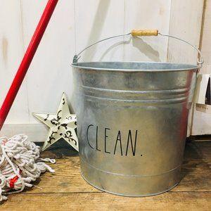 "Rae Dunn ""CLEAN"" Bucket"